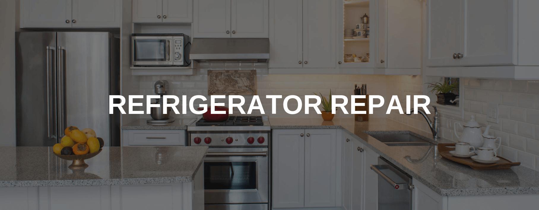 mansfield refrigerator repair