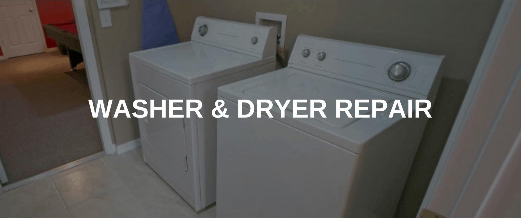 washing machine repair mansfield
